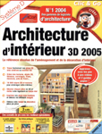 Architecture d'interieur 3D 2005